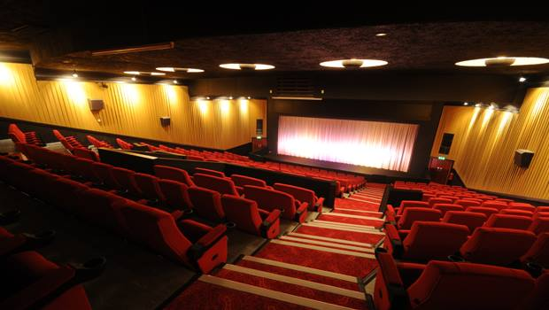 The Savoy Cinema Screen 1 Alternative And Unusual
